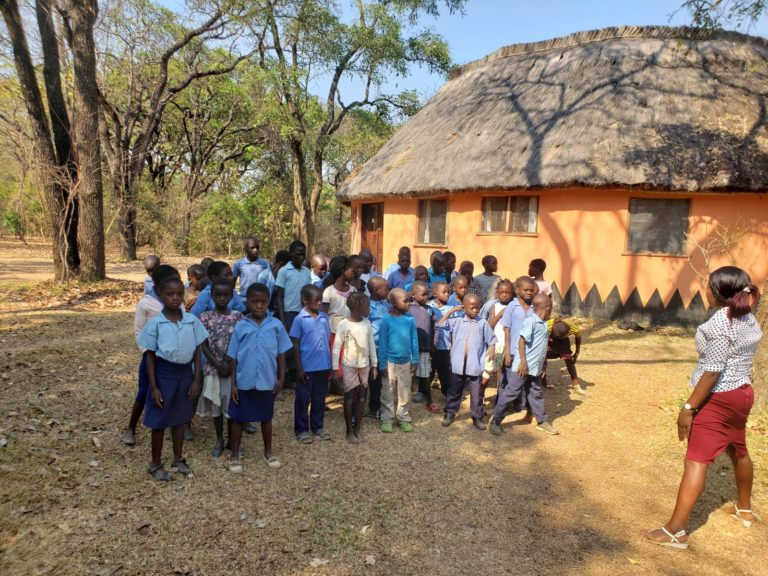 Kasanka Environmental Education