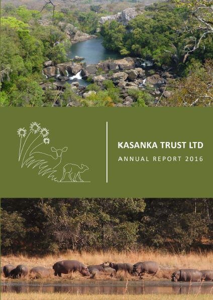 Kasanka Annual Report 2016
