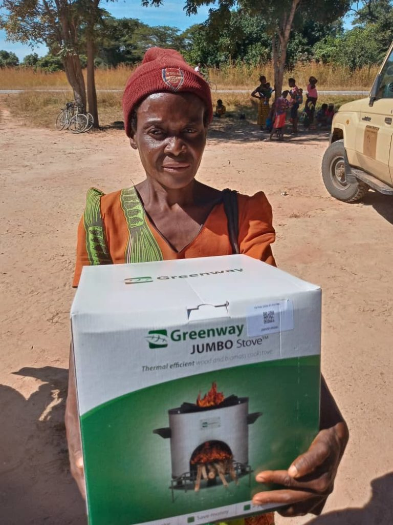 Chitambo Chiefdom - Greenway Appliances