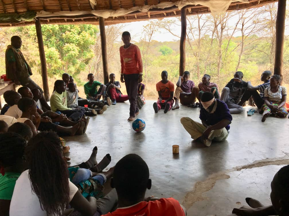 Kasanka Student Camp 2019