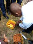 Human Elephant Conflict mitigation training - chili