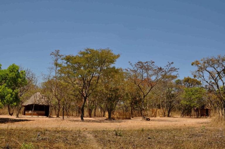 Kabwe campsite