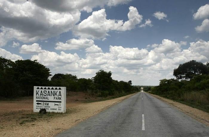 Kasanka Signage